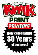 Kwik Print Printing - Hot Springs, Arkansas